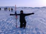 América del Norte, Polar Circle Marathon, Groenlandia. 2009.